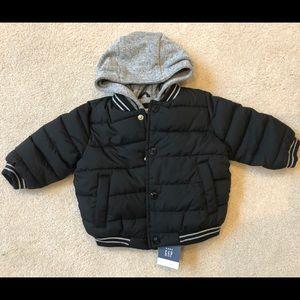 NWT Gap baby boys winter jacket